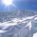 シャモニーの氷河 Dr.Y