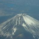 富士山初雪  清水英樹さん