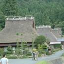 京都美山の萱葺き 清水英樹さん
