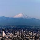 朝の富士 清水英樹さん
