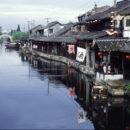運河の街西塘鎮 川田隆夫さん
